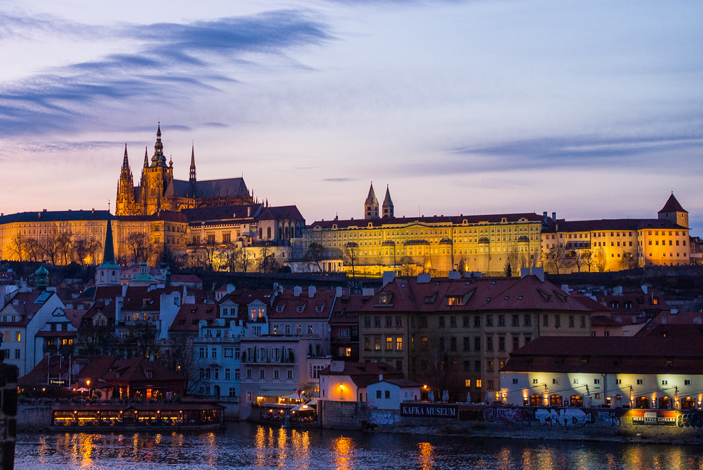 les châteaux tchèques en exposition