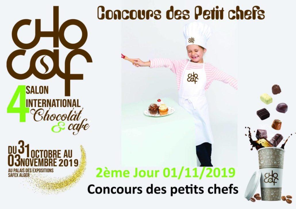 Salon chocaf 4e édition le 29 Janvier 2020 à la SAFEX (décalé)