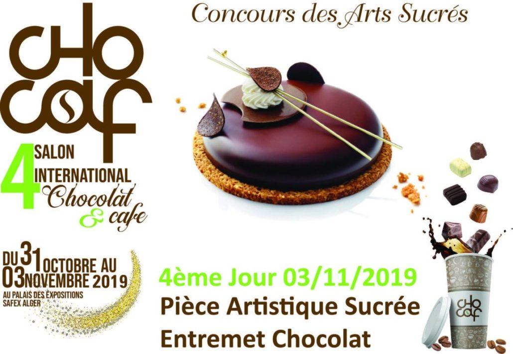 concours Chocaf 4e journée