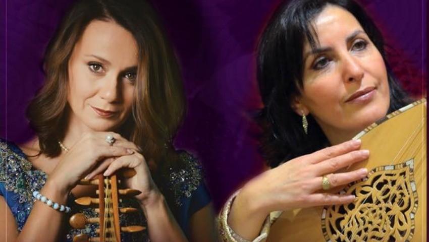concert Lila Borsali et Beihdja Rahal