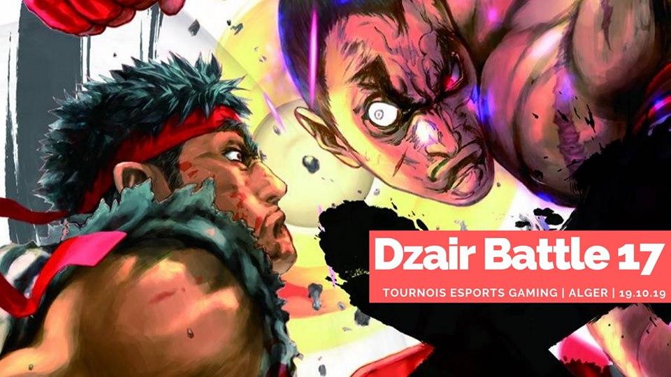 Dzair Battle 17 Tournois