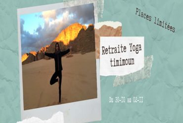 Retraite Yoga Timimoun