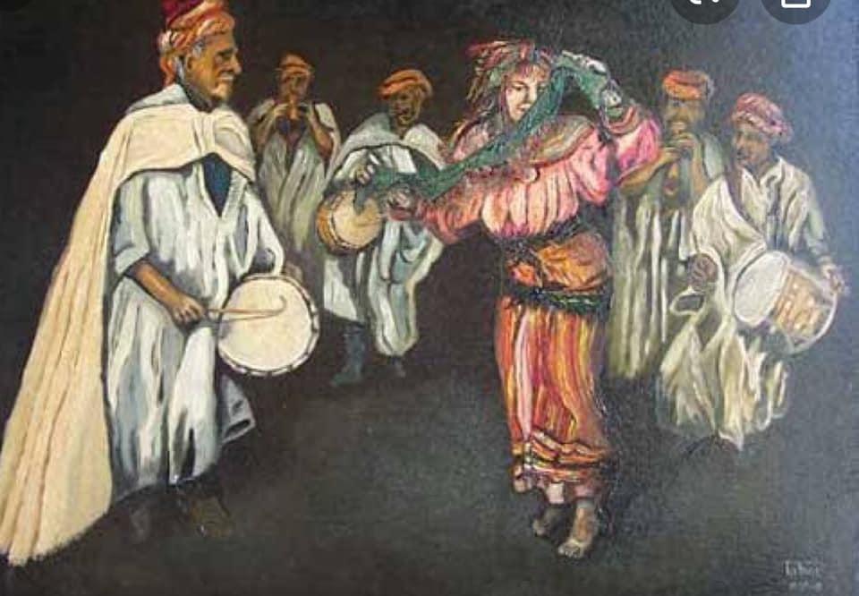 Soirée kabyle Amazigh