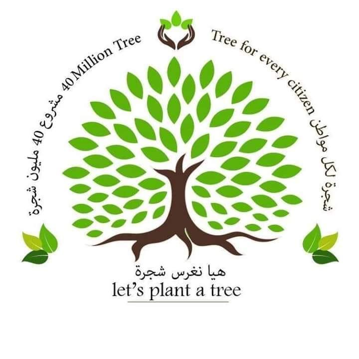 let's plant a tree dz