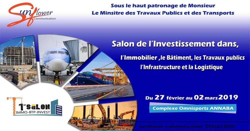 Salon de l'investissement bâtiment