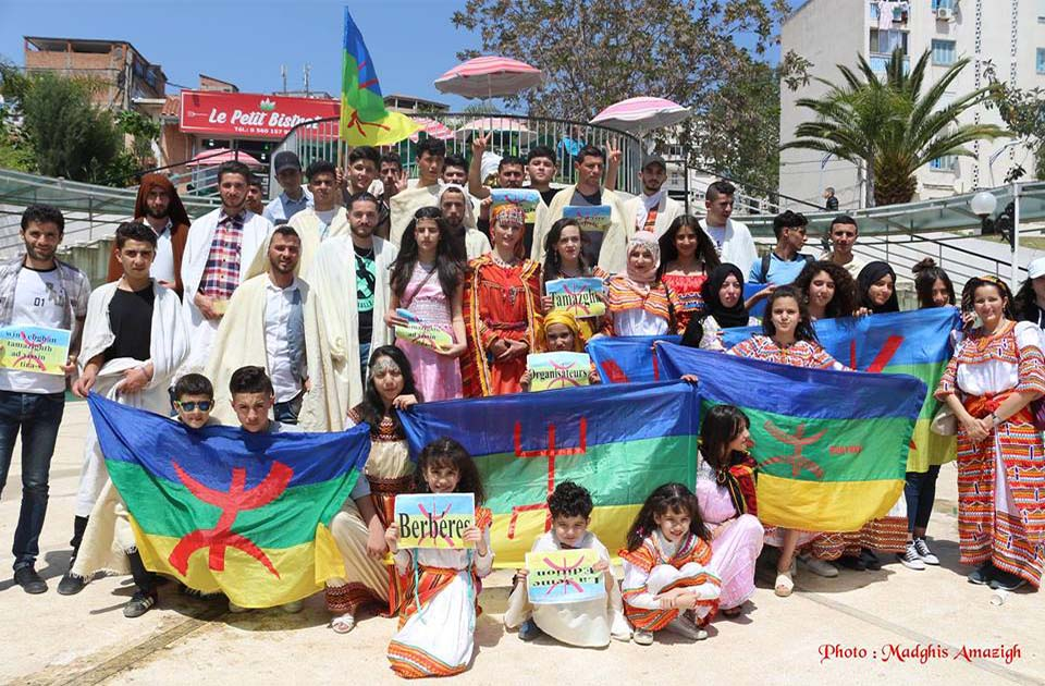 tenues traditionnelles kabyle