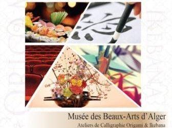 semaine culturelle japonaise à Alger