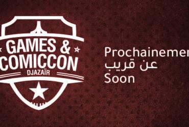 Comiccon Djazaïr à Alger