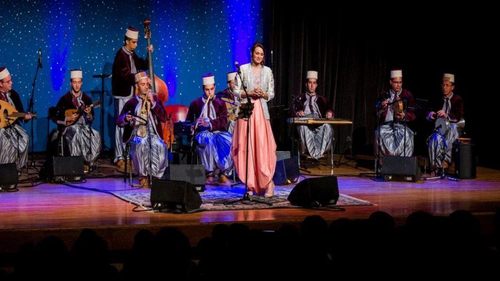 concert Lila Borsali à Alger