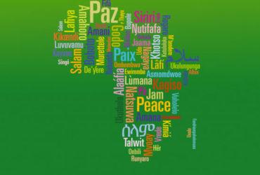 Afrique chante la paix